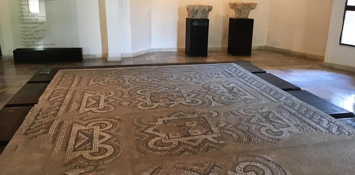 Музей на мозайките – Девня
