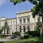 the regional historical museum at the city of Varna - Bulgaria