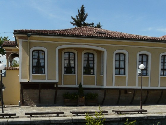 """Къща – музей """"Станислав Доспевски"""" – Пазарджик"""