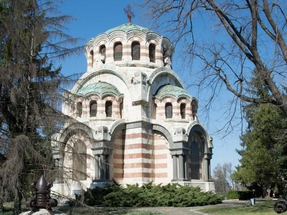 """Мавзолей – параклис """"Св.Георги Победоносец"""" – Плевен"""