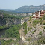 the national cave house in the region of the town of lukovit and the Iskar river gorge