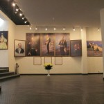 one of the oldest art galleries in Bulgaria - Dimitar Dobrovich in the city of Sliven
