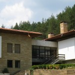 the nature science museum in the town of kotel