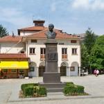 the pantheon of the great Georgi Sava Rakovski