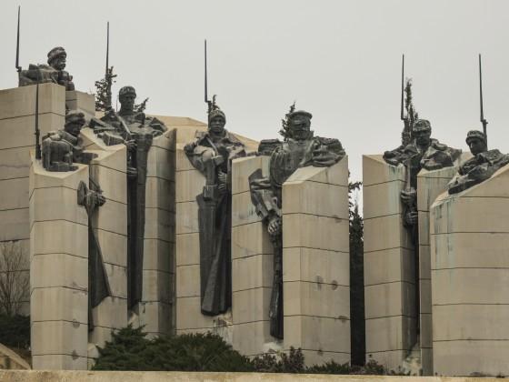 "Паметник ""Бранителите на Стара Загора – 1877 г."""