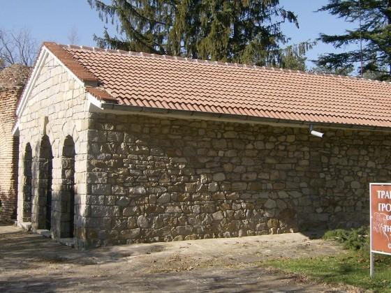 Тракийска гробница – Казанлък