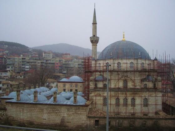 "Томбул джамия ""Шериф Халил Паша""- 1744 г – Шумен"